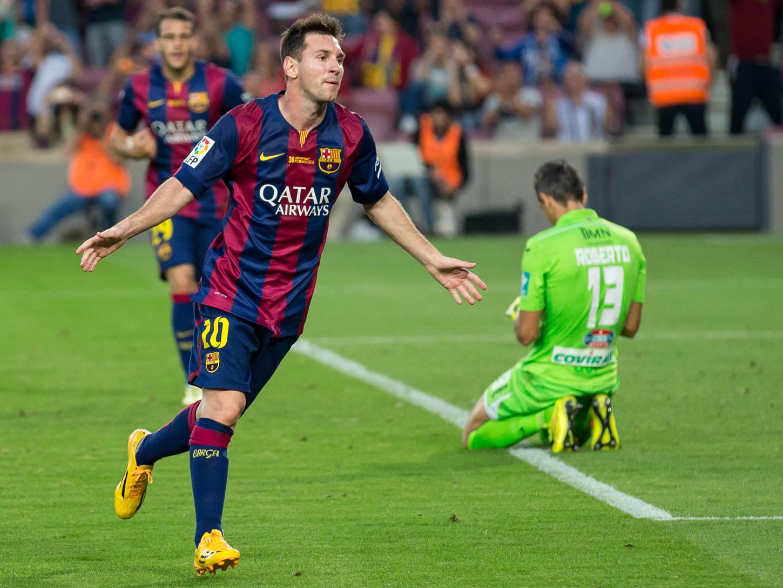 À Barcelone, Lionel Messi a du baisser salaire pour faire face au problème financiers lié au Covid 19