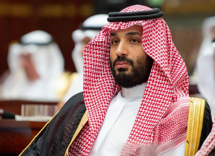 prince heritier dArabie saoudite Mohammed Ben Salmane