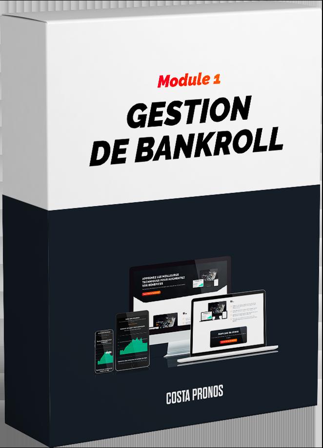 Formation à la gestion de bankroll