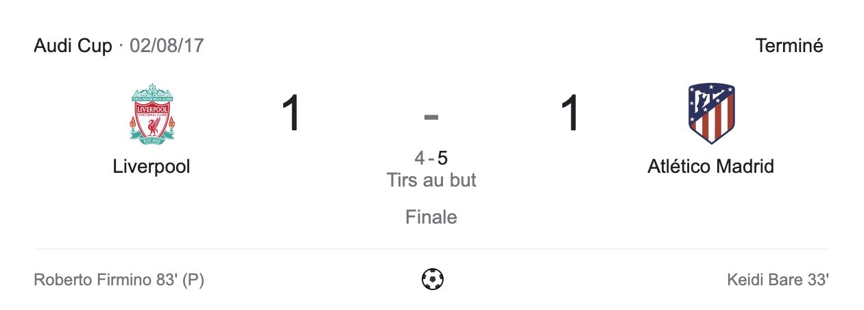 Match de Ligue des Champions où les deux équipes marquent