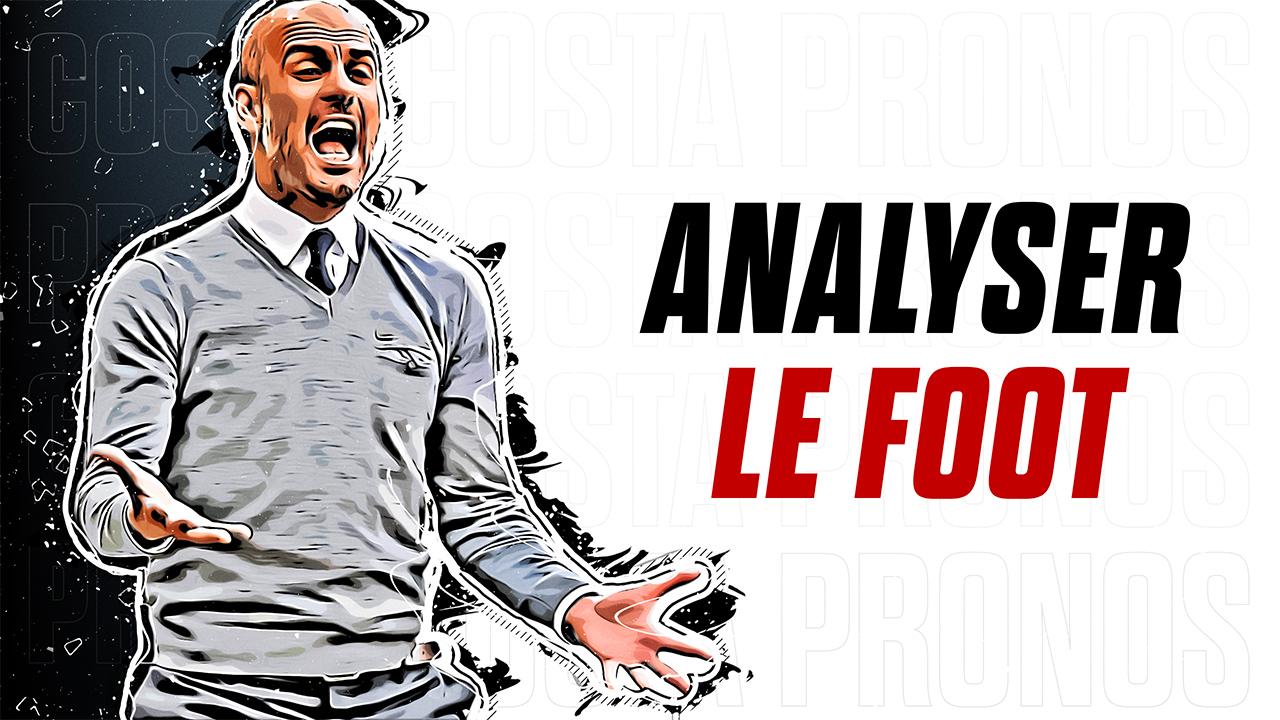 Comment analyser le foot pour les paris sportifs.