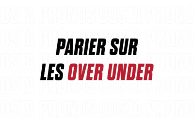 Parier sur les Over Under